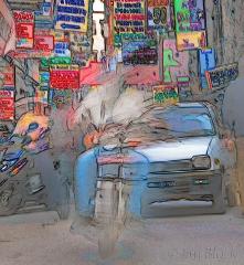 motorcycle-blur-in-thamel