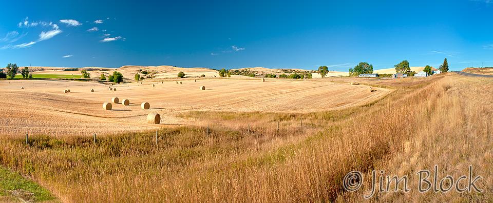 DG133--Hay-Field,-Norris-Road,-Four-Corners,-Bozeman--Pan-(9)
