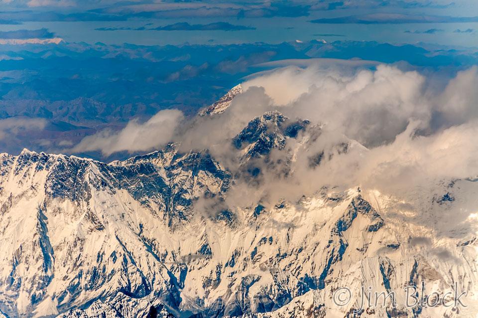 Everest, Nuptse, and Lhotse