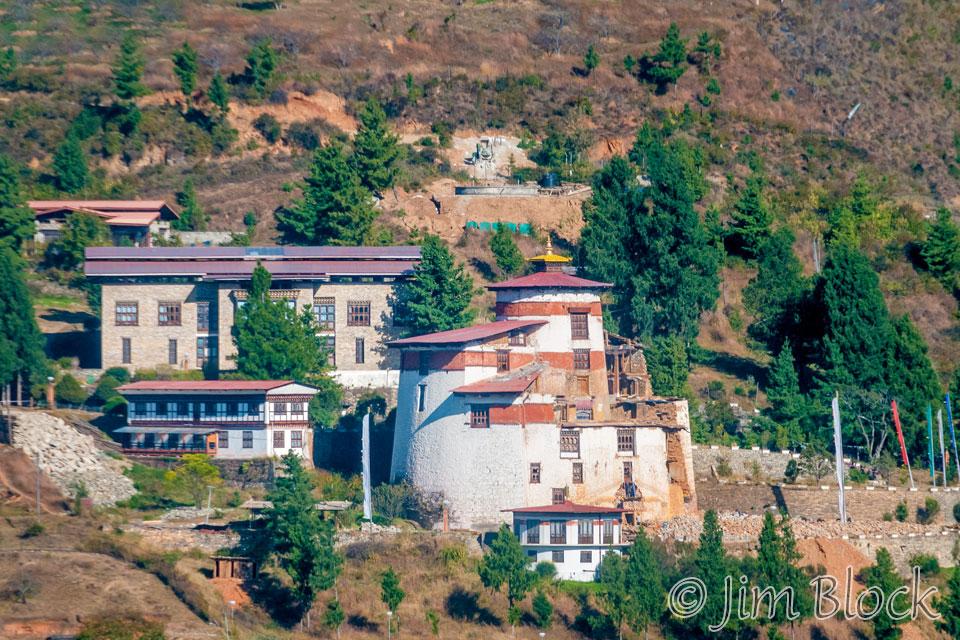 National Museum or Ta Dzong