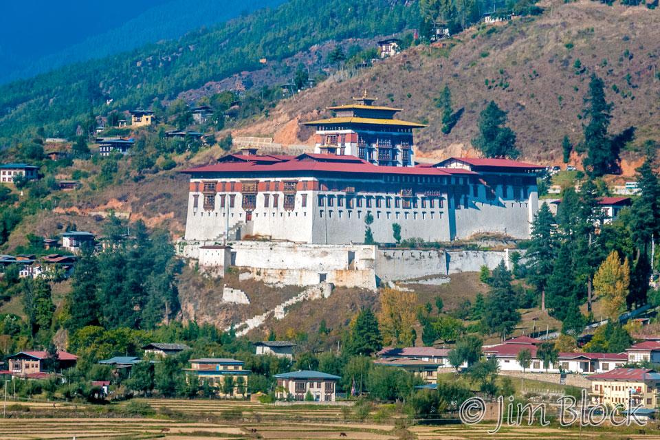 Paro Dzong or Rinpung Dzong