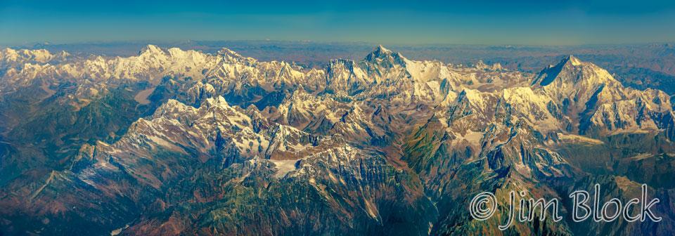 Himalayan Mountain of Khumbu